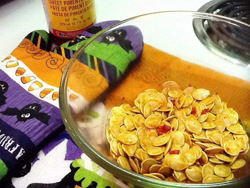 Pumpkin, a powerhouse of nutrition!