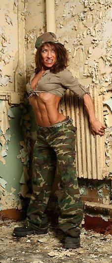Susan Arruda Army Bernard Clark.jpg
