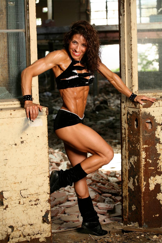Susan Arruda Flashdance Bernard Clark.jpg