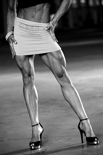 Get more information on building your leanest, sexiest legs possible -  by clicking HERE or on the image.Get summer ready with this fat burning, sculpting program!
