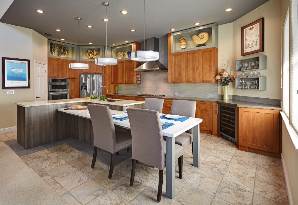 OPEN PLAN KITCHENS - 1st Place - Judge's Choice Award