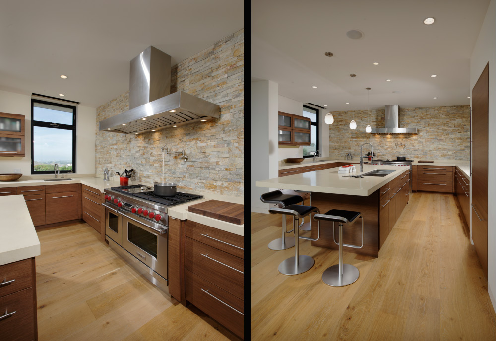 OPEN PLAN KITCHENS - 2nd Place