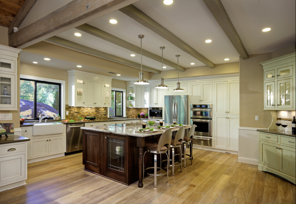 OPEN PLAN KITCHEN - Honorable Mention