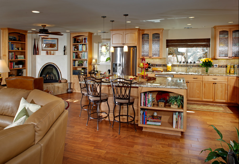 OPEN PLAN KITCHEN - 2nd Place