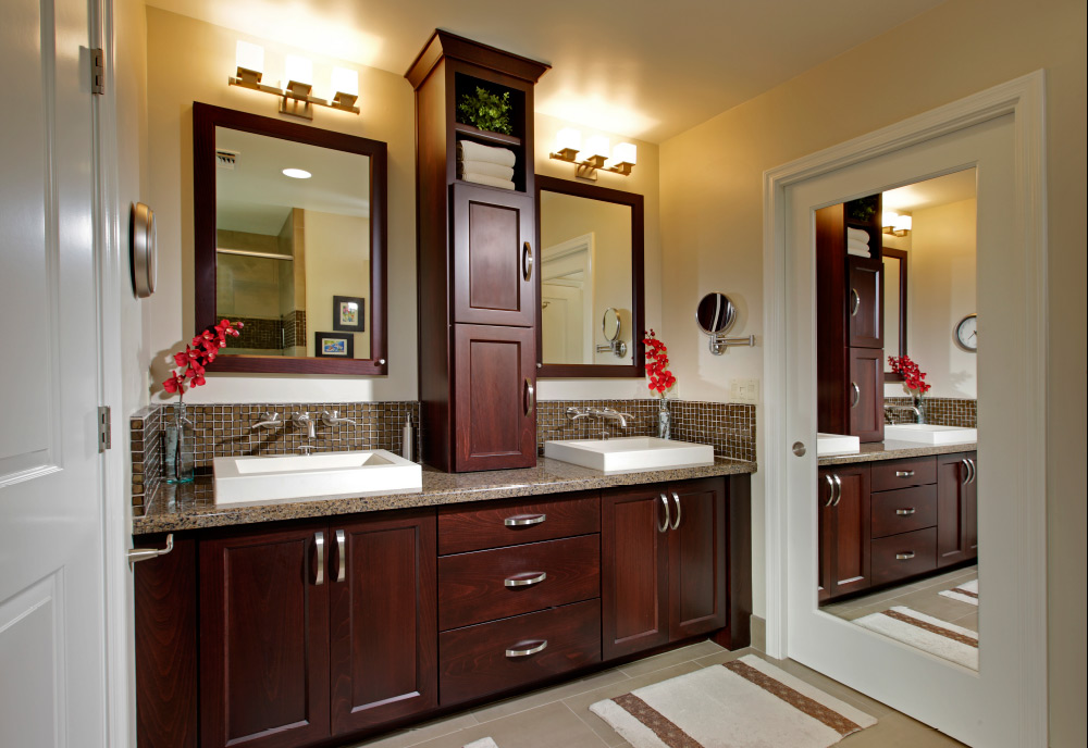 LARGE BATHROOM - 2nd Place