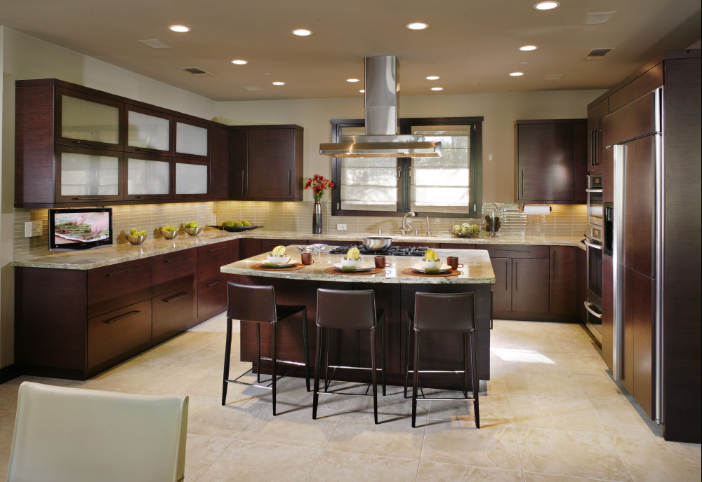 OPEN PLAN KITCHENS - 1st Place