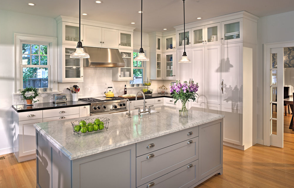 SMALL KITCHENS - 2nd Place Best Before & After Judge's Choice Elma Gardner, CMKBD, CID By Design Studio, Inc.