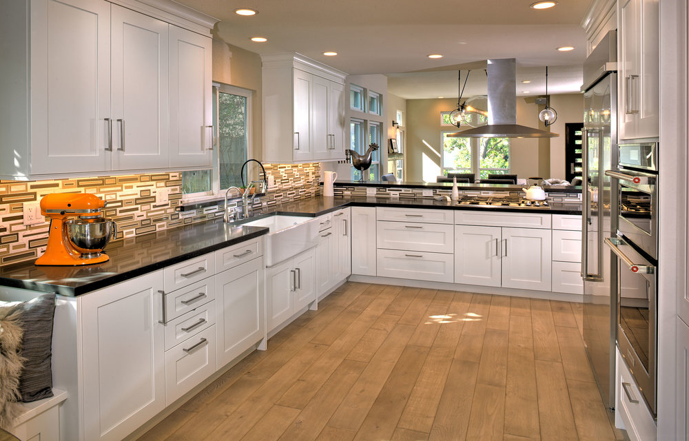 MEDIUM KITCHENS - 3rd Place Elma Gardner, CMKBD, CID By Design Studio, Inc.