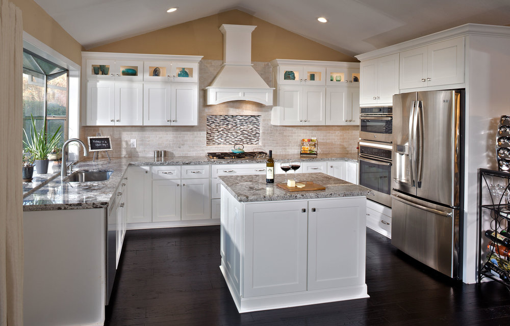 BUDGET KITCHENS - 2nd Place Katherine Russell/Leah Pugh Dreambuilders Home Remodeling, Inc.