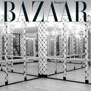 HARPER'S BAZAAR  | NOVEMBER 2015  You can expect the New York locations to have the same cheeky '80's aesthetic.      READ MORE...