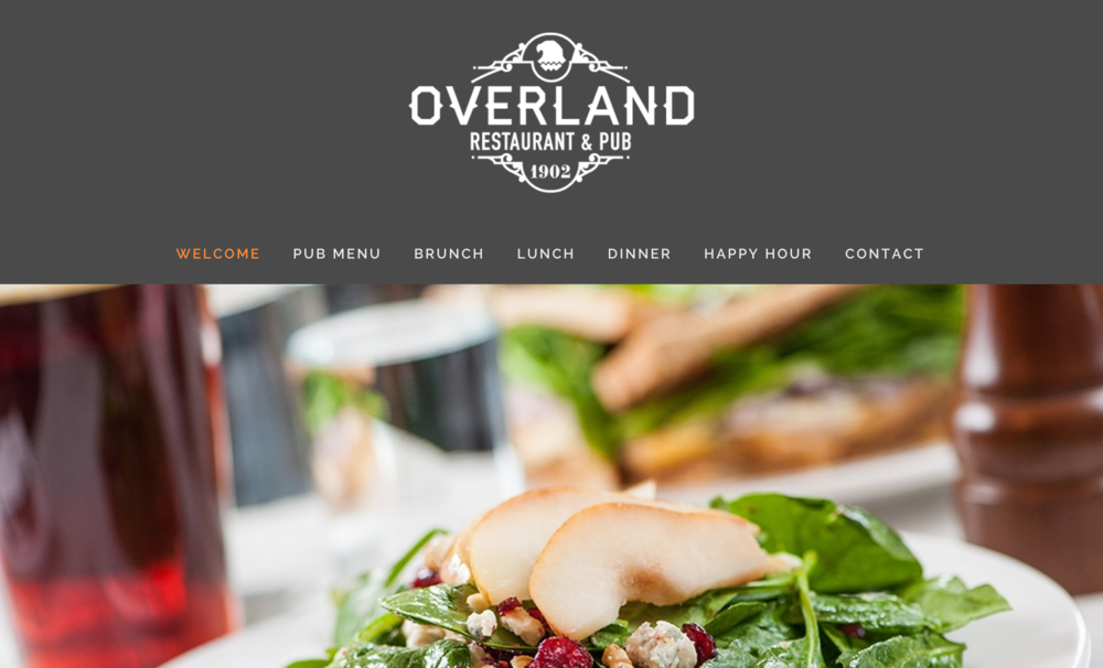 overlandrestaurant.com