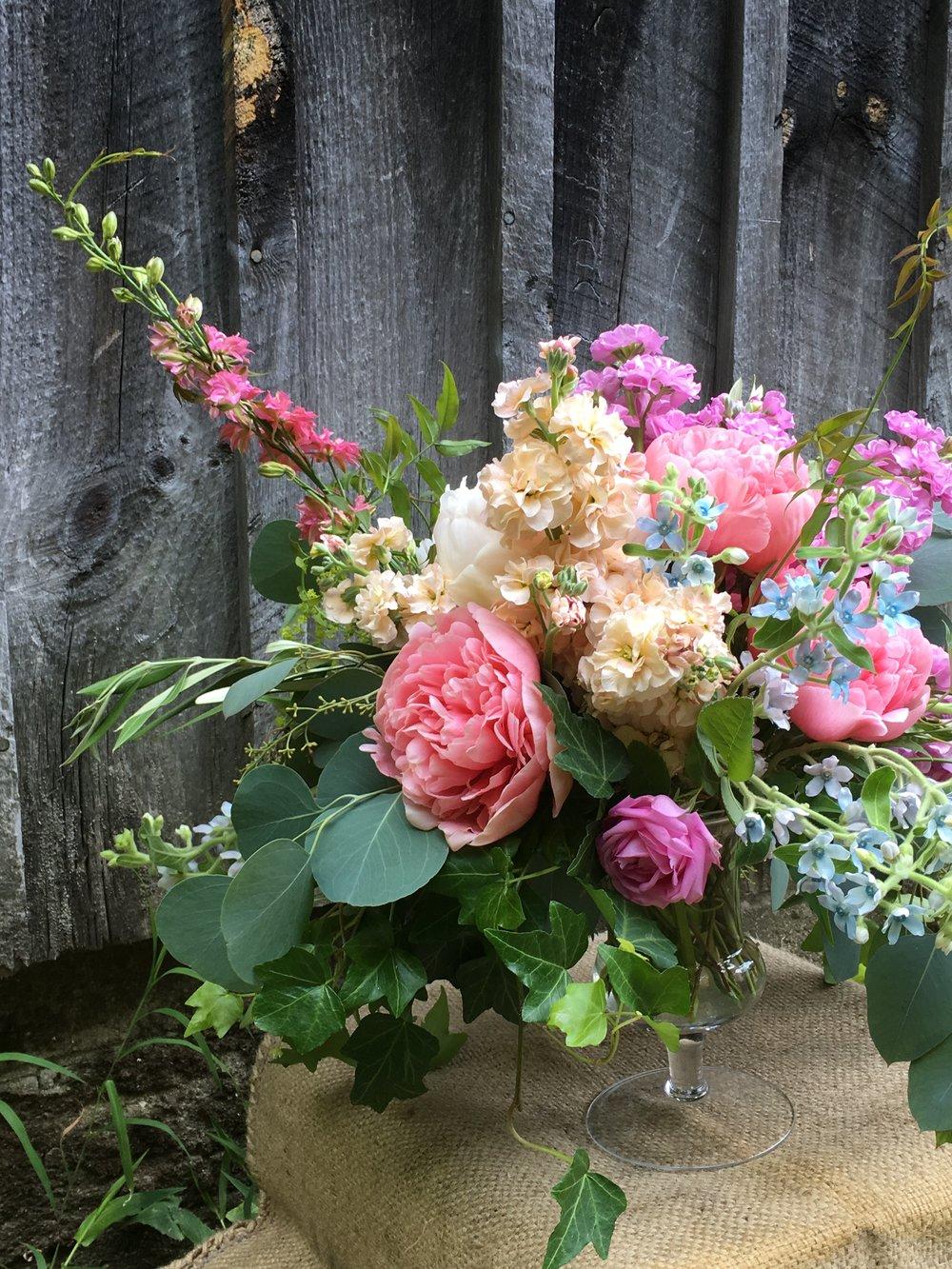 Vermont corporate flowers
