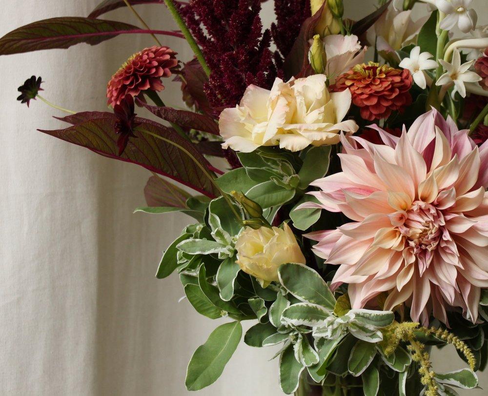 Vermont flower farm florist