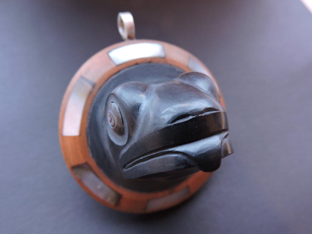 argillite-carving