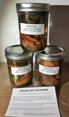 Mexican Chiles en Vinagre
