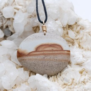 Serenity Stone Pendant - Small