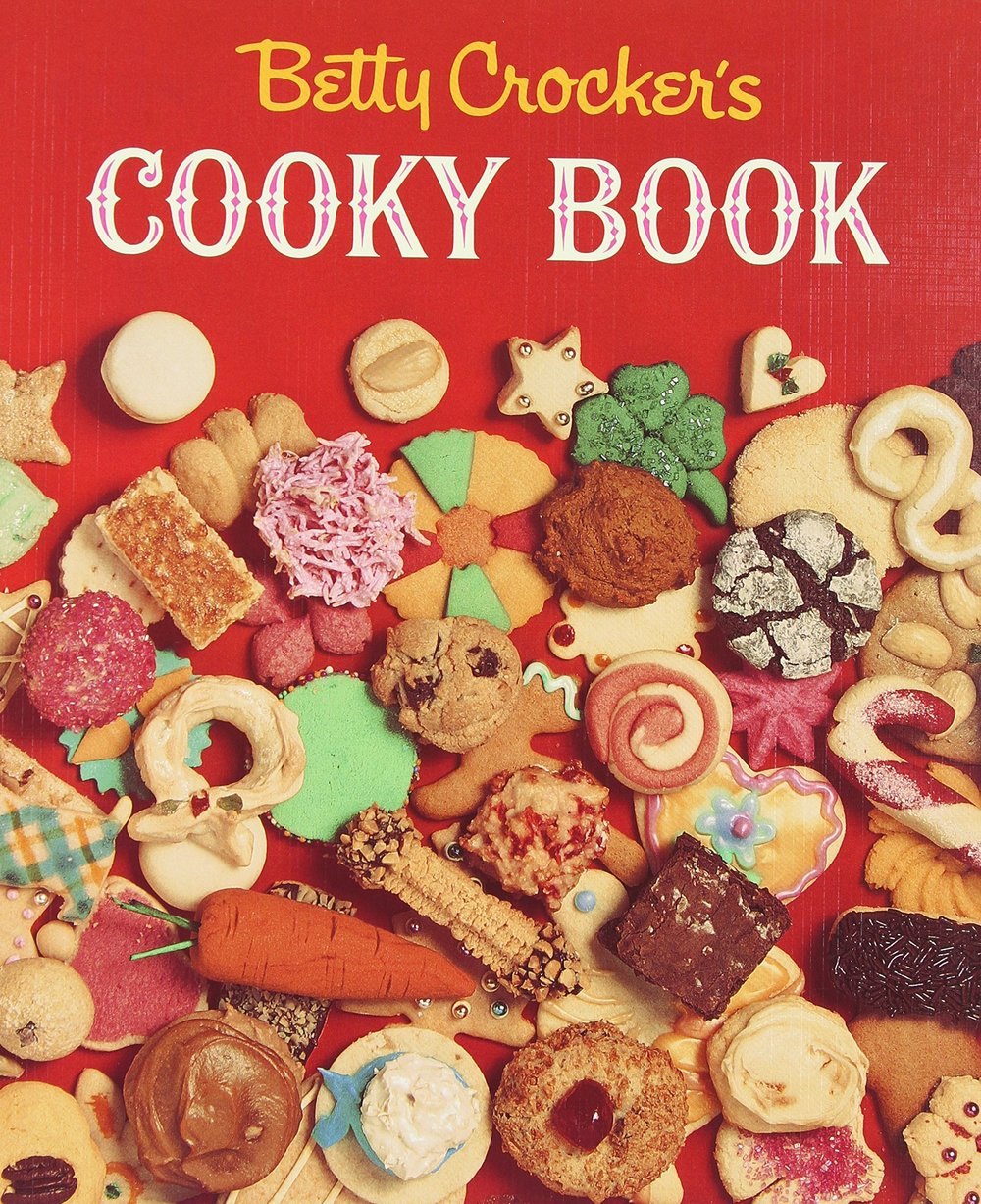 This book is responsible for my brain constantly confusing 'cookie' and 'cooky'.