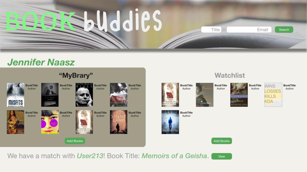 Book Buddies Desktop 2