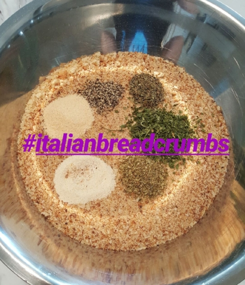 All you need is some bread and 6 spices and you have Italian Breadcrumbs. Keep reading to learn how to make these flavorful crumbs.