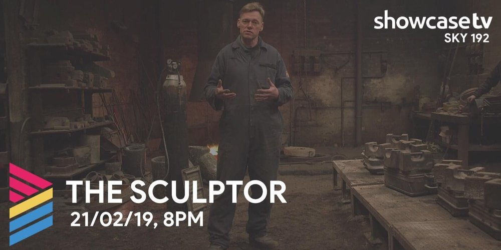 SKY DOCUMENTARY 'BEYOND ARTS' FEATURES CHARLES HADCOCK 'THE SCULPTOR' PROVIDING A UNIQUE INSIGHT INTO THE ARTIST'S STUDIO PRACTICE AND WORKING METHODS. FOLLOW LINK TO WATCH THE FULL DOCUMENTARY.        March 2019