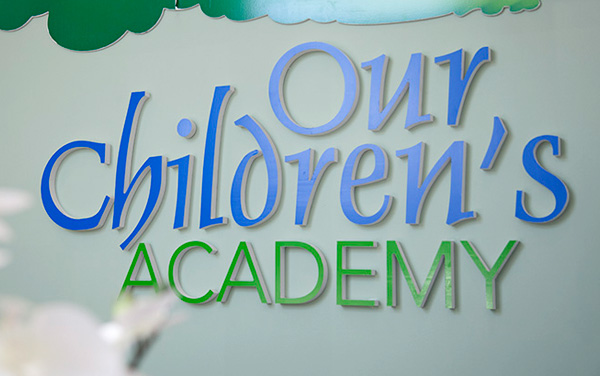 FACILITY  OCA was built specifically with our ideal of a new daycare center in mind.    LEARN MORE