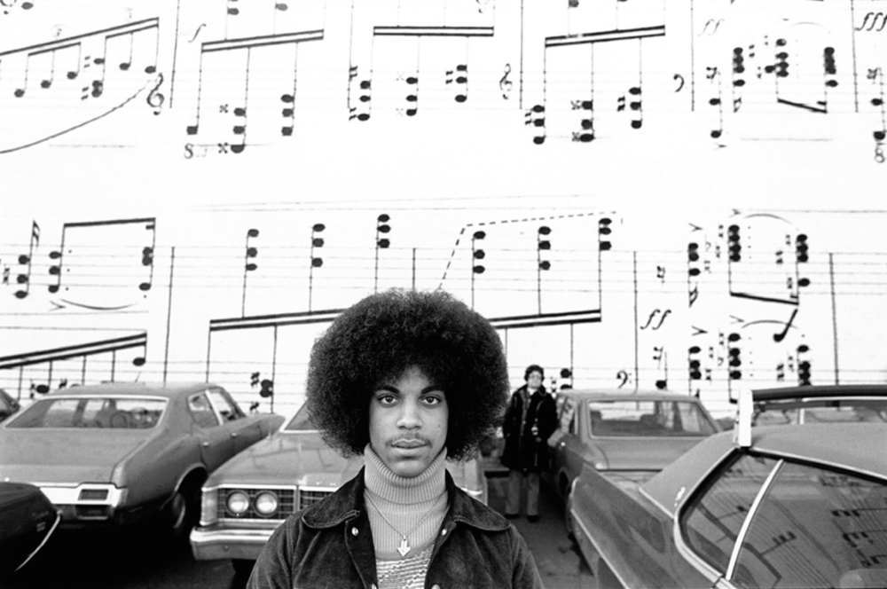 Image: Robert Whitman, Prince (circa 1978), archival pigment print on dibond, 2006 / ©Robert Whitman
