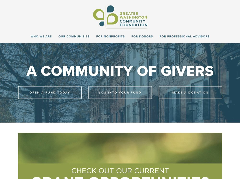 Greater Washington Community Foundation