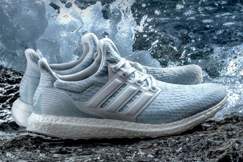 Adidas Commits to using only recycled plastics by 2024…