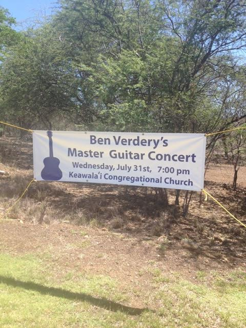Makena concert publicity (2013)