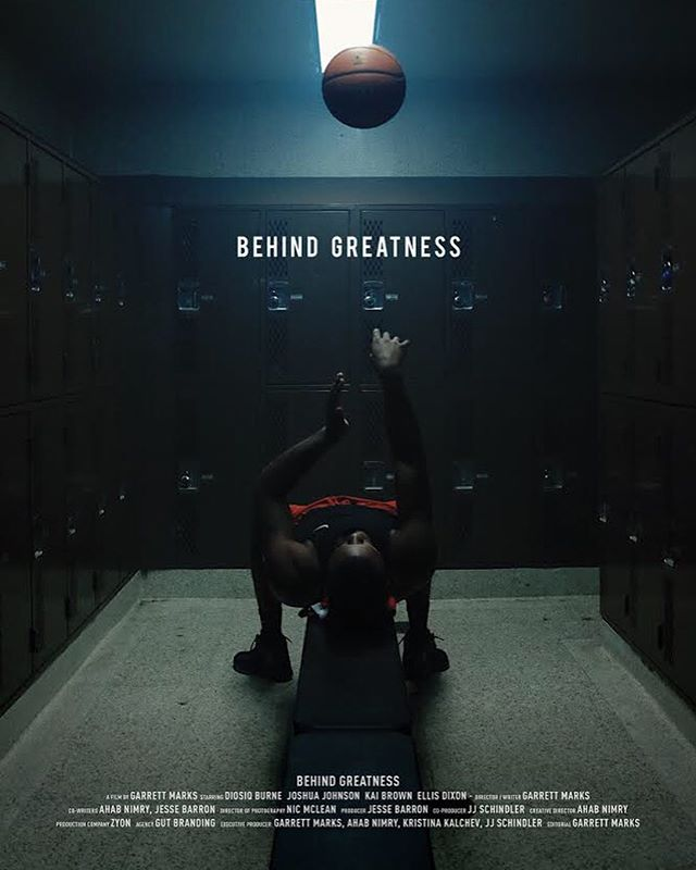 I am happy to announce our films official selection.  Behind Greatness will be world premiering at The L.A. Shorts International Film Fest July 26th! @lashortsfest #shortfilm #filmmaking #arri #filmsupplyclub #producerlife