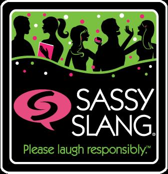 Sassy Slang Logo
