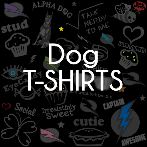 funny dog t-shirts