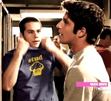 STUD MUFFIN IN TEEN WOLF