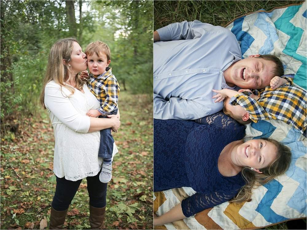 Blacksburg Maternity Photographer