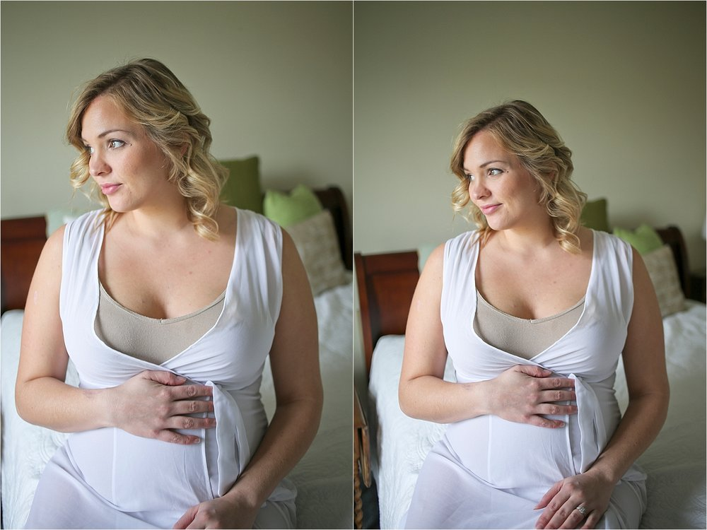 Lexi's Maternity Portraits | Roanoke Maternity Photographer