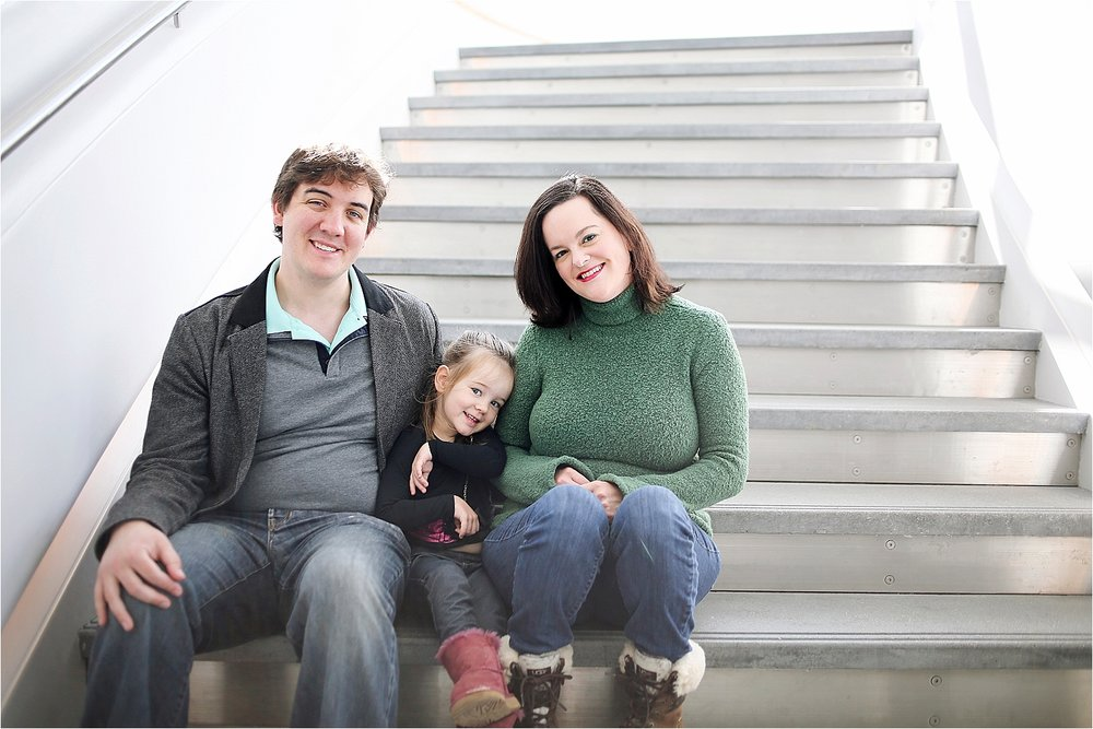 Blacksburg Family Photographer, Moss Arts Center