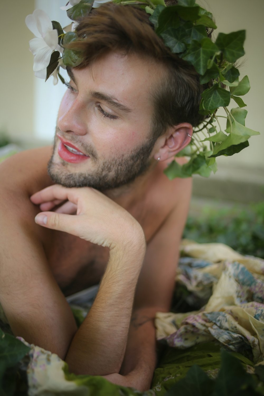 A Midsummer Night's Dream | Beautiful Men in Dresses