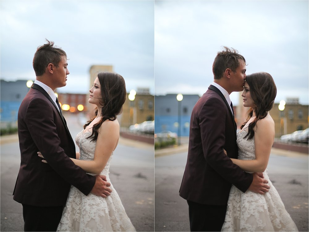 The Gallery in Downtown Johnson City, Tennessee Wedding Photography