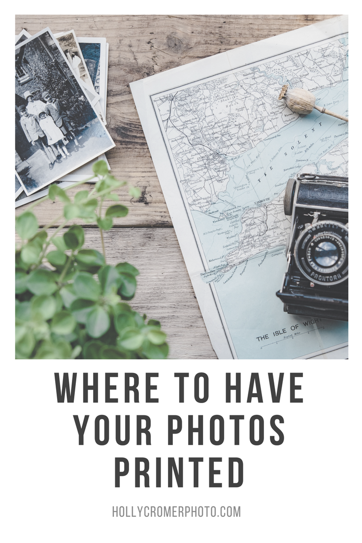 Where to Have Your Photos Printed | Advice from Your Friendly Photographer