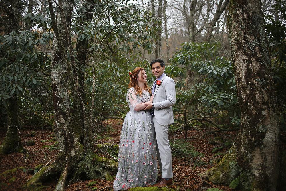Virginia Wedding Photographer Holly Cromer | Mountain Lake Wedding