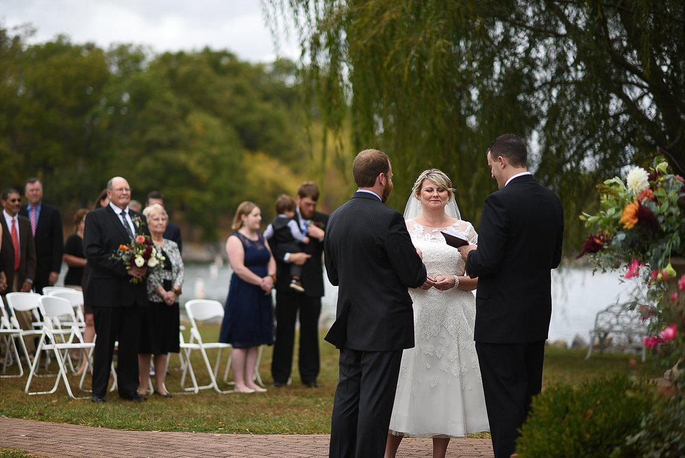 Claytor Lake State Park Wedding Photos | Virginia Wedding Photographers: Holly Cromer