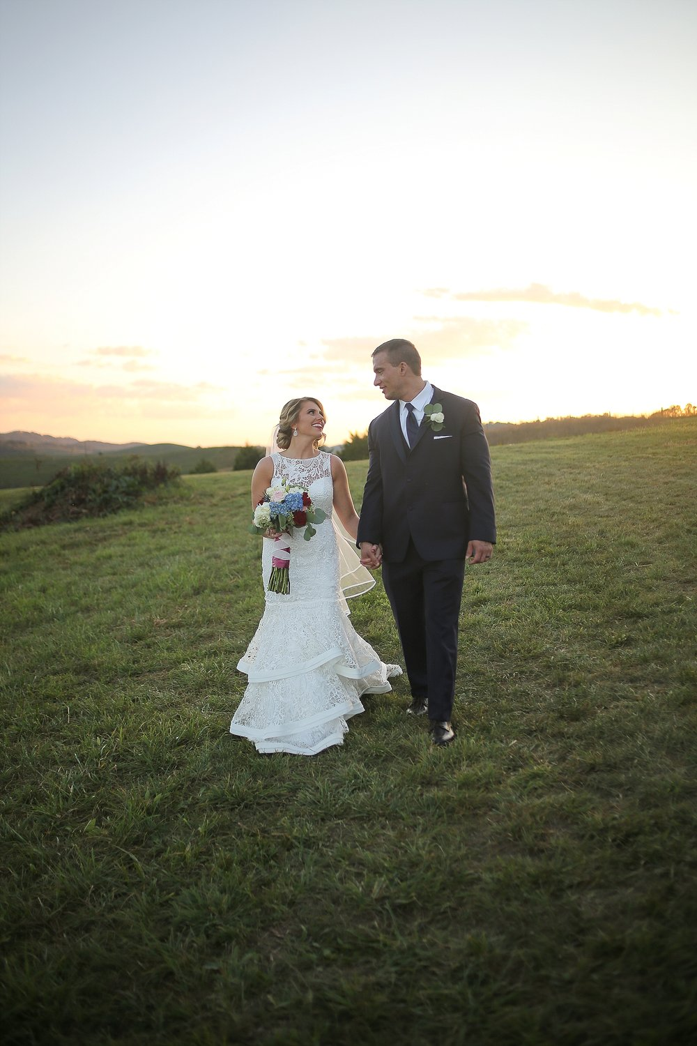 NeLea + Jesse's Backyard Wedding in Lebanon, Virginia | Southwest Virginia Wedding Photographers