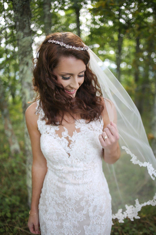 Mountain Lake Lodge Styled Wedding Photos | Virginia Wedding Photographer