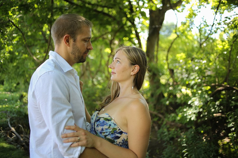 Anna + Eric | Blacksburg Couples Portrait Photography by Holly Cromer