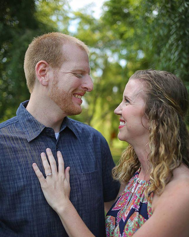 Matt + Amy are engaged! I got to dress up in a disguise on Friday to capture their proposal - check it out on my blog: hollycromerphoto.com/blog . . . . . . . . . . . . . #loveintentionally #engagement #engagementphotos #bandofun #abmlifeiscolorful #MyUnicornLife #flashesofdelight #ohwowyes #thatsdarling #chasinglight #livefolk #lookslikefilm #portraitcollective #girlboss #bridetobe #shesaidyes #photobugcommunity #blacksburg #christiansburg #roanoke #radford #portraitphotographer #vscocam #makemoreportraits #postthepeople #huffpostido #heyheyhellomay #thedailywedding #marthaweddings #virginiatech