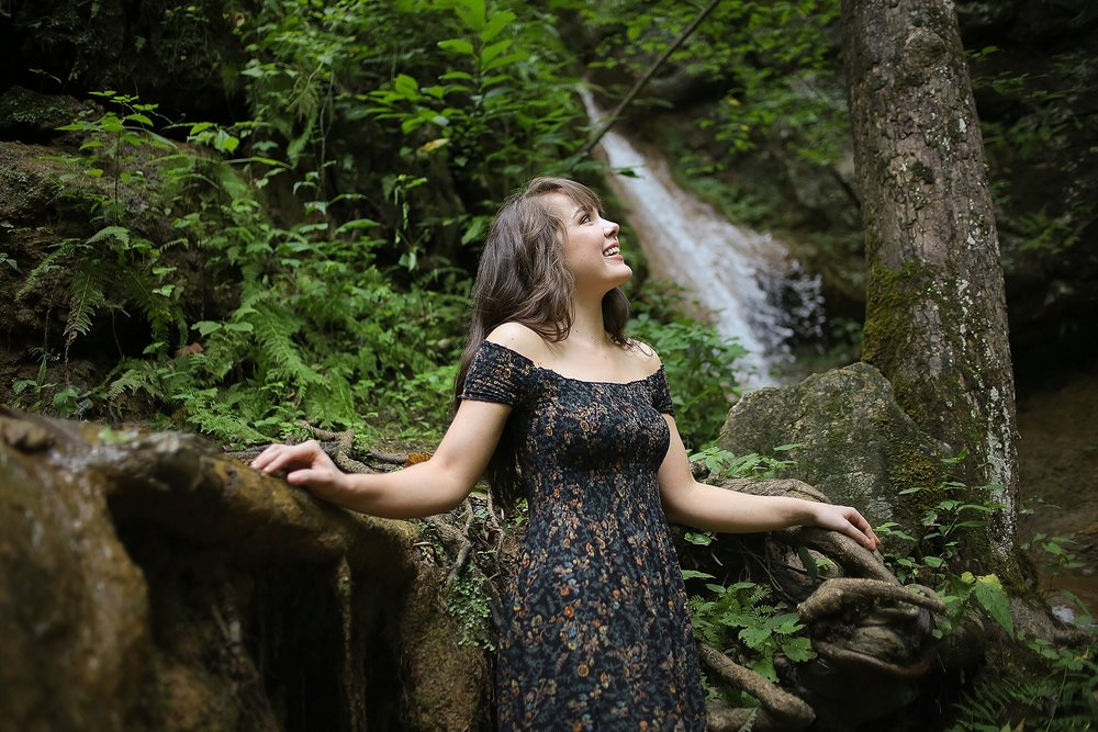Valory | Blacksburg, Virginia Musician Portrait Photography by Holly Cromer