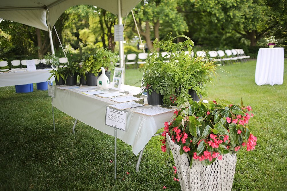 Hahn Horticulture Garden Gala 2018 at Virginia Tech