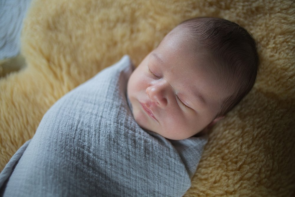 Newborn Baby William | Christiansburg Newborn Baby Photographer, Holly Cromer