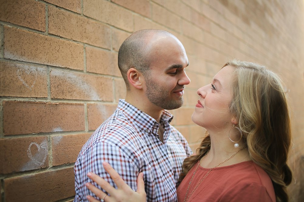 Blacksburg, Virginia Engagement Photos | Virginia Tech Wedding Photographer Holly Cromer