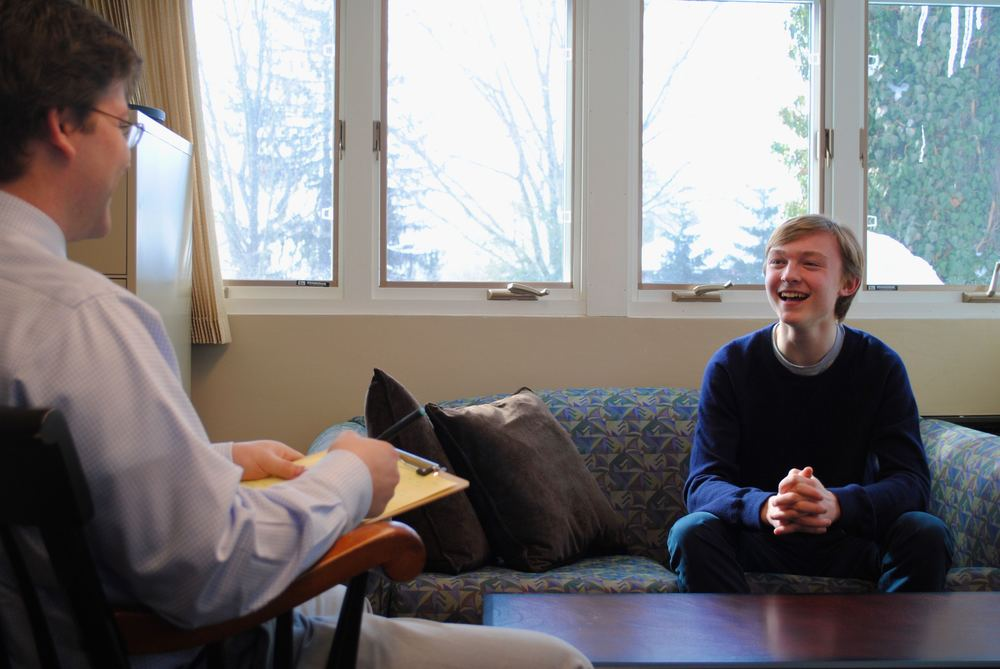 We teach our students how to ace life's most important interviews.    Learn More